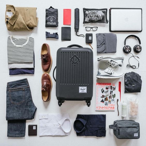 The Essential Packing List for Travelers
